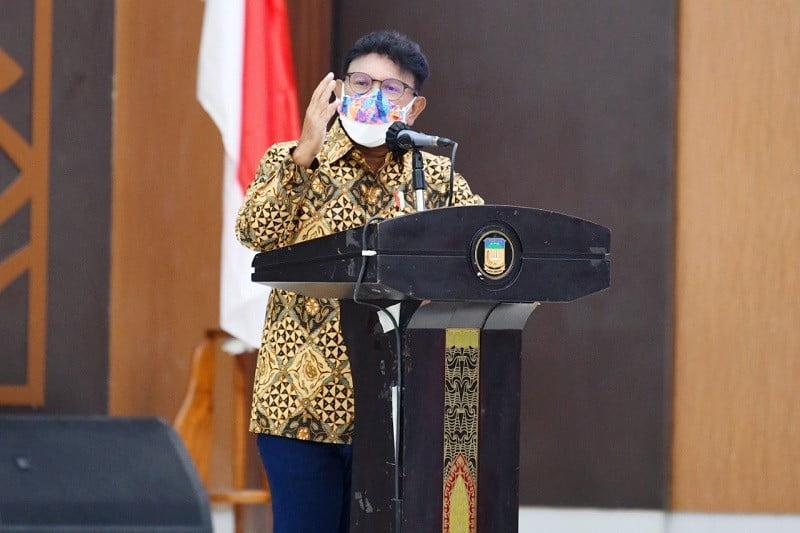 Menkominfo Forkopimda Papua II