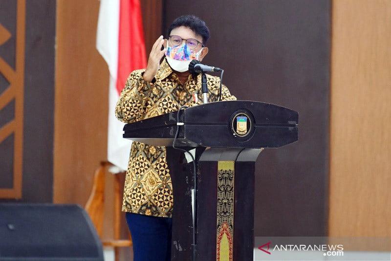 Menkominfo Forkopimda Papua II 1