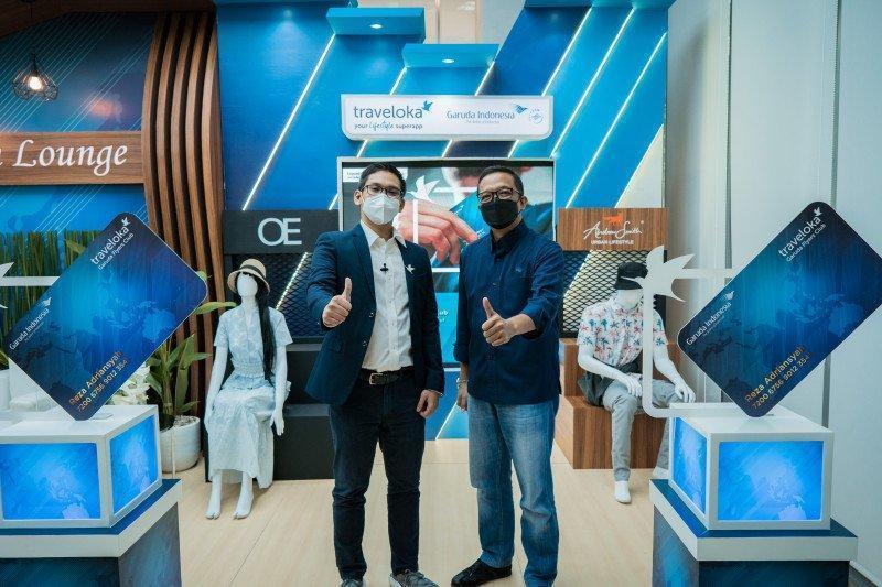 Traveloka Foto 1 Kolaborasi Traveloka dan Garuda Indonesia lewat Program JamTerbangGaruda
